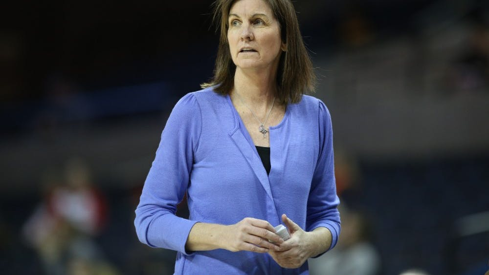 Coach Joanne Boyle had good reason to believe in her team's prospects at the beginning of the season, yet the Cavaliers have woefully underperformed.
