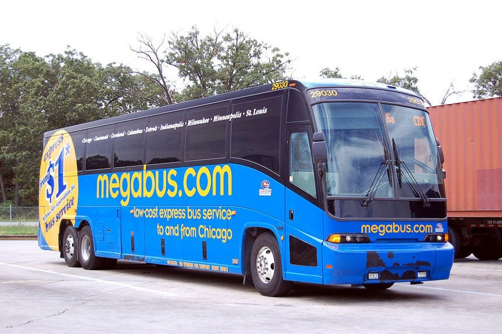 <p>Megabus.com is a discount bus service which services more than 100 destinations across the U.S. and Canada.</p>