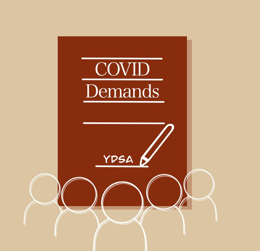 <p>YDSA is also asking the University to come up with a plan to accommodate students who do become sick. The plan should include modifying class attendance policies, posting notes, recording lectures and offering flexible due dates, according to the letter.</p>