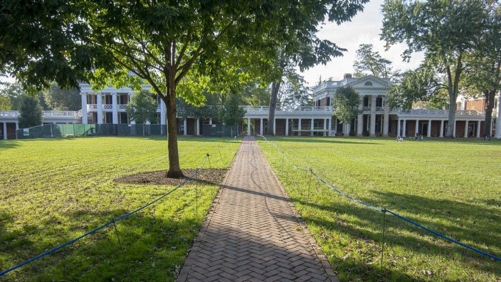 Jeffersonian architecture embodies the transition of the University's purpose and role in Virginia.