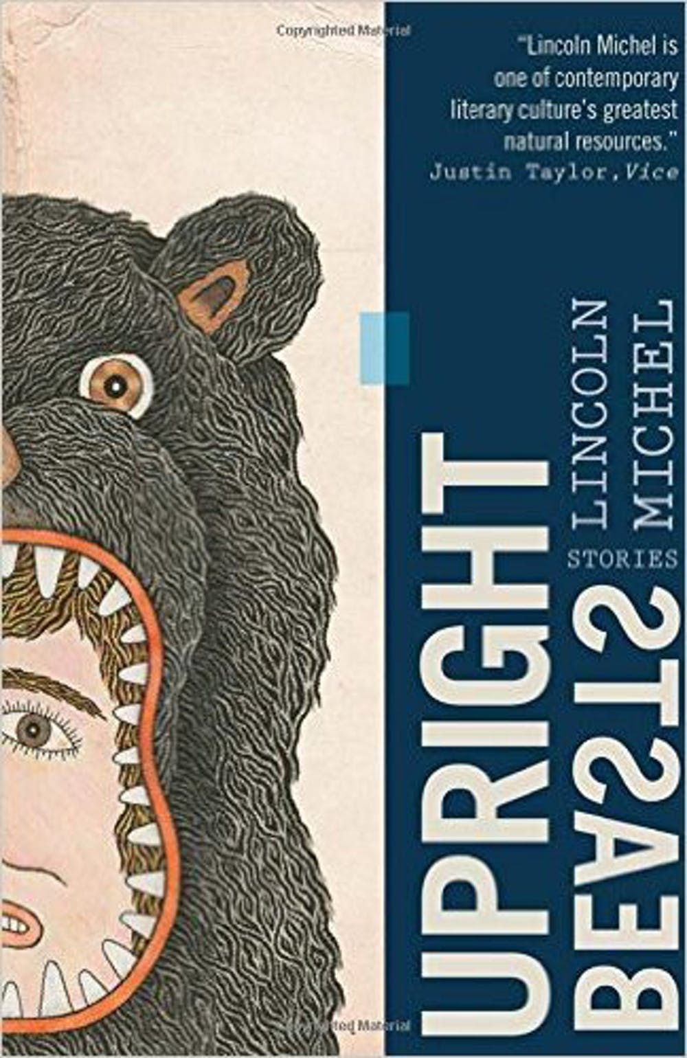 <p>Michel's latest work presents a collection of whimsical short stories.</p>