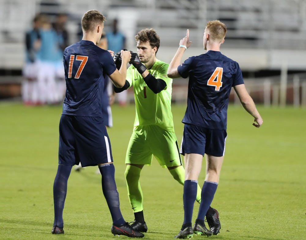 <p>Led by junior goalkeeper Colin Shutler, Virginia posted its second shutout of the season Sunday against Wake Forest.</p>