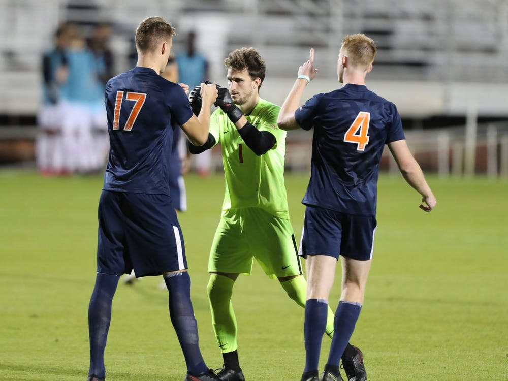 Led by junior goalkeeper Colin Shutler, Virginia posted its second shutout of the season Sunday against Wake Forest.