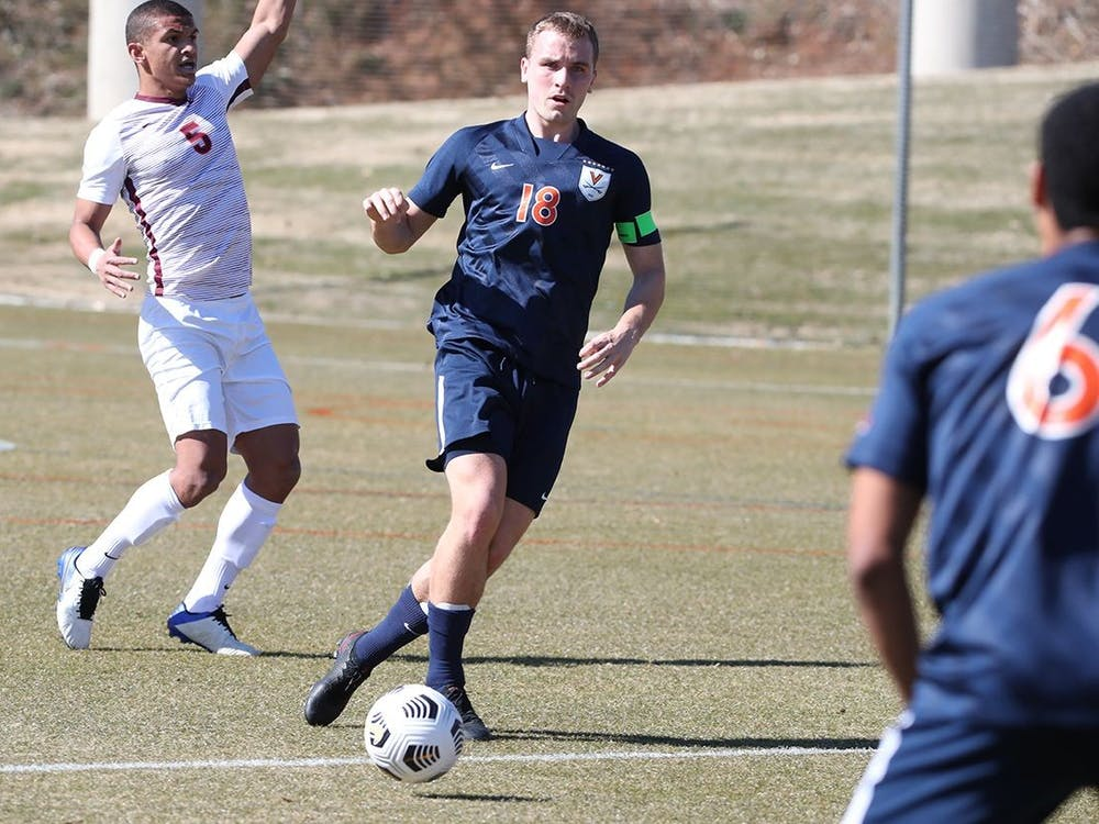 Sophomore captain Axel Gunnarsson will lead a Virginia attack that will miss the likes of senior forward Nathaniel Crofts, who was drafted to the MLS.