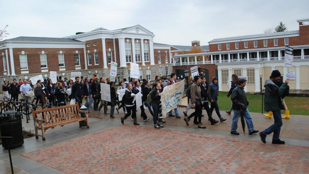 The Living Wage Campaign at UVA was initiated in 1998, and the University has yet to meet its demands.