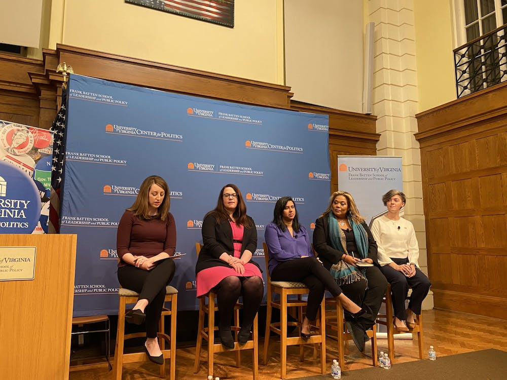 <p>The panelists discussed numerous topics during their panel, including the addition of California to Super Tuesday states this election cycle, money in politics, the possibility of a brokered convention and how Virginia fits into Super Tuesday.</p>