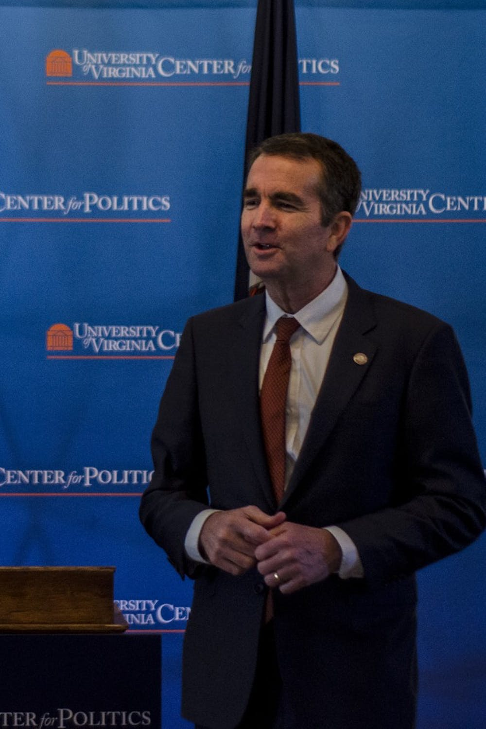"""<p>&nbsp;Northam expressed support for a """"student loan bill of rights.""""</p>"""