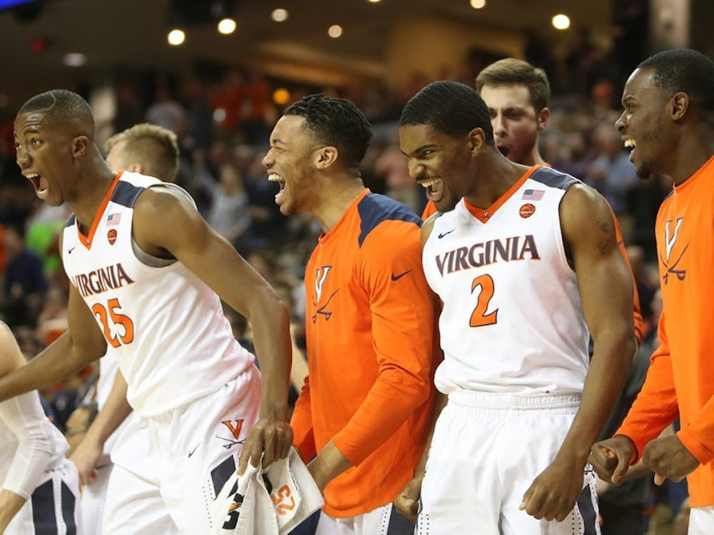 Virginia men's basketball fans now get a chance to relish the No. 1 spot for the first time in more than 35 years.