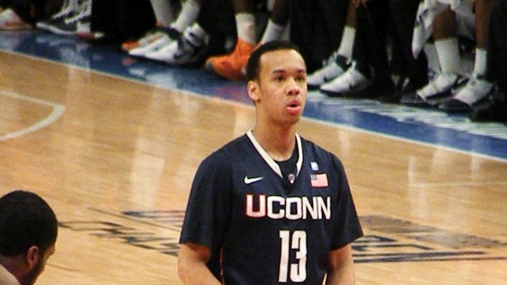Shabazz Napier played his heart out in UConn's run to a national championship. Then, he called out the NCAA. Columnist Fritz Metzinger got to thinking.