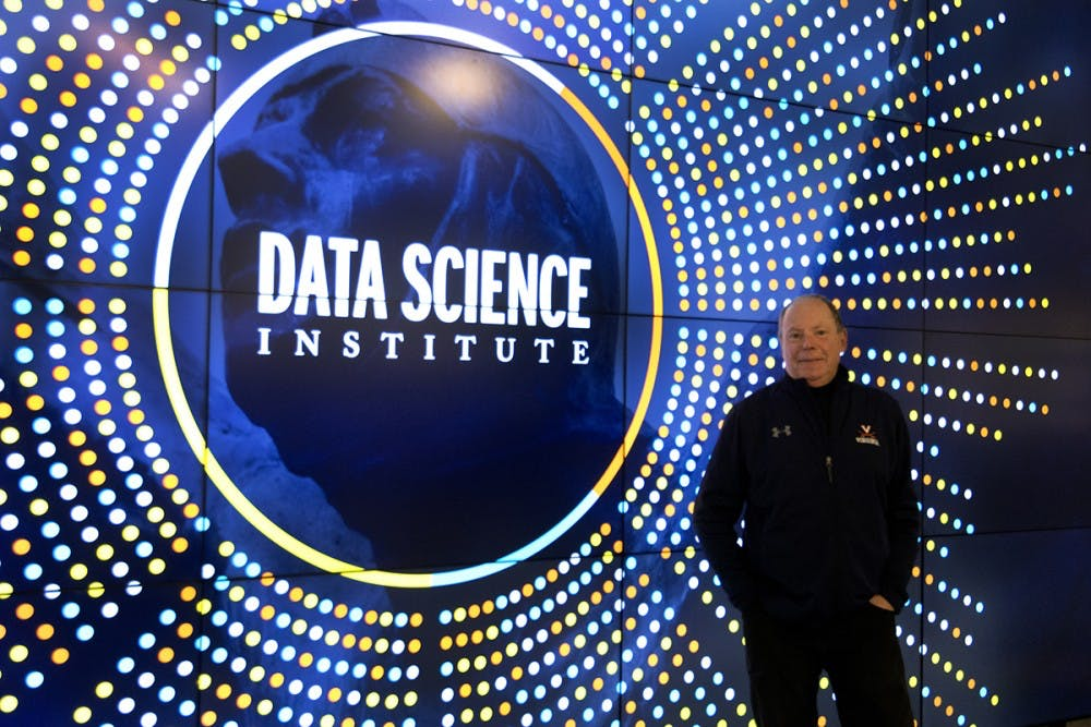 <p>Phil Bourne is the acting dean of the School of Data Science, the current director of the Data Science Institute and a biomedical engineering professor.</p>
