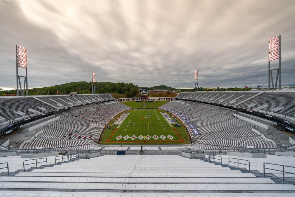 <p>While non-athlete students report being forced to exaggerate symptoms or exposure in order to receive a test from Student Health and Wellness, some student athletes are tested three times weekly in accordance with ACC Medical Advisory Group requirements.&nbsp;</p>