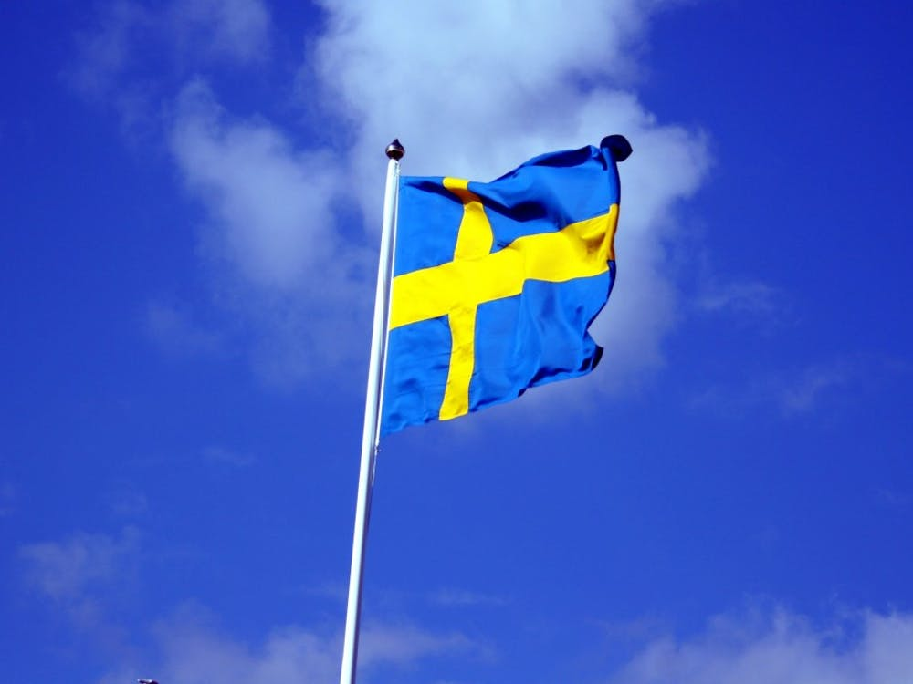 To be perfectly clear, Sweden's status as a welfare state does not make it socialist.