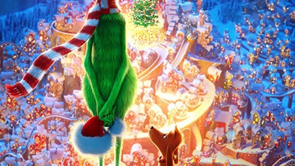 "The latest iteration of holiday classic ""The Grinch,"" while beautifully animated, adds little to the Dr. Seuss lore."