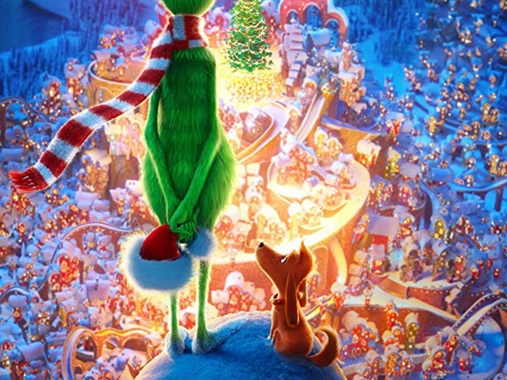 """The latest iteration of holiday classic """"The Grinch,"""" while beautifully animated, adds little to the Dr. Seuss lore."""