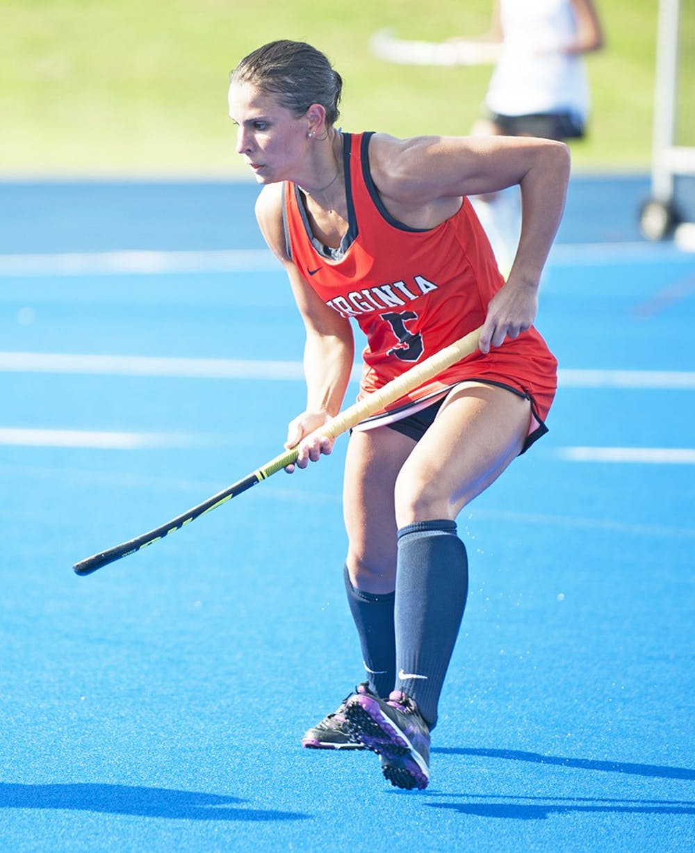 <p>Senior forward Caleigh Foust's aggressive play on offense may be just what the Cavaliers need to move past some early season up-and-down play.&nbsp;</p>