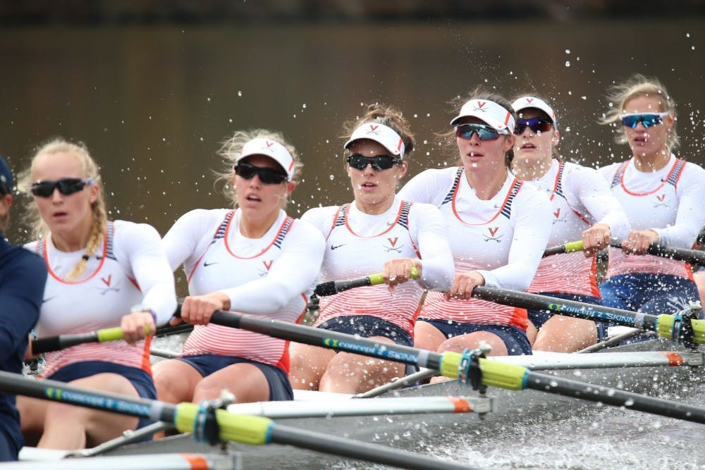 <p>The Cavaliers finished in fifth place in their first regatta of the season.</p>