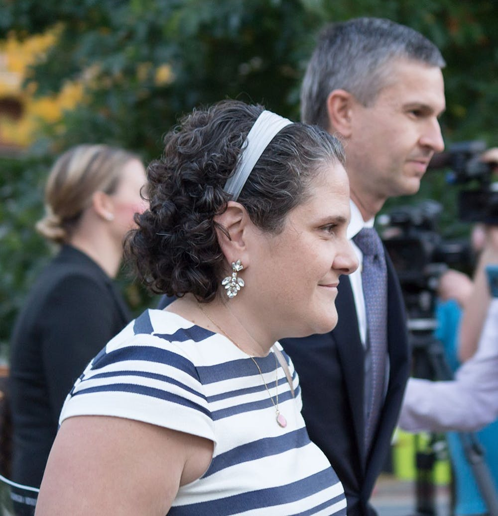 <p>Eramo is suing&nbsp;Rolling Stone, Wenner Media, Inc. and Sabrina Rubin Erdely for $7.5 million.&nbsp;</p>