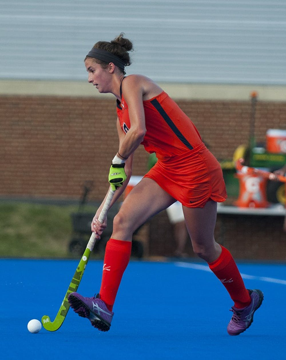 <p>Field hockey is set to play&nbsp;No. 16 Wake Forest and&nbsp;No. 14 Old Dominion this weekend.</p>
