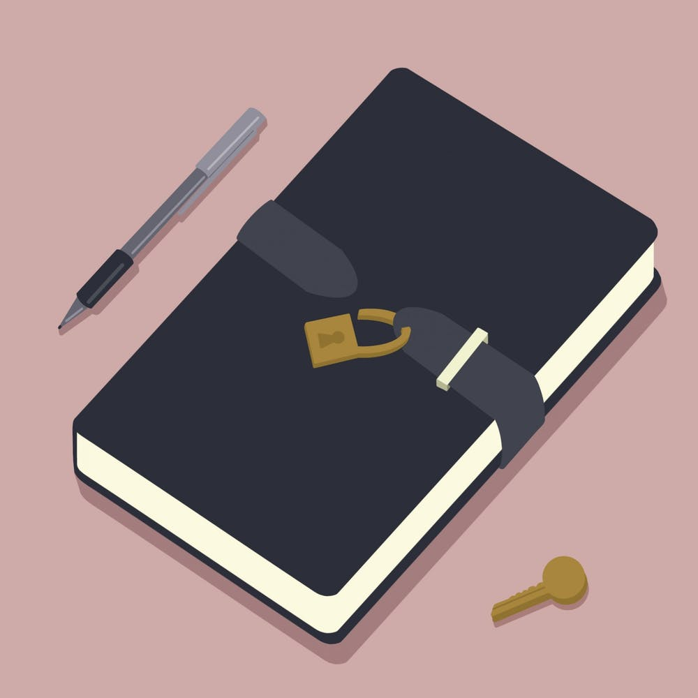 <p>&nbsp;I have grown to view my journal as a space where I could be unapologetically me</p>