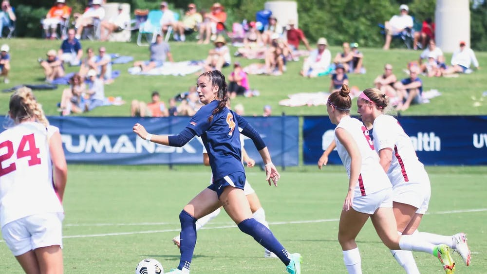 Junior forward Diana Ordoñez has been instrumental to the team's success, netting eight goals.