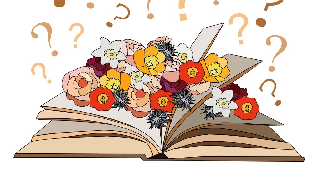 When explaining the reasoning behind one's favorite flower, for example, each student would make references to their homes, their families and to moments of their past and present that helped dictate the meaning of their answer.