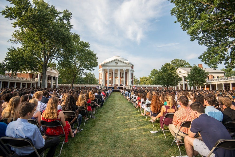 <p>The Class of 2022 exceeded classes that matriculated before them in qualifications, including an increase in academic strength and students accepting offers from the University.</p>