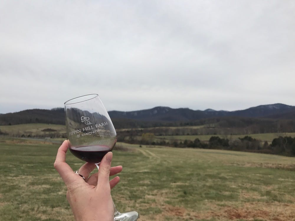 <p>Charlottesville's 200-day growing season and generally fertile soil make it prime grape-growing real estate. &nbsp;</p>