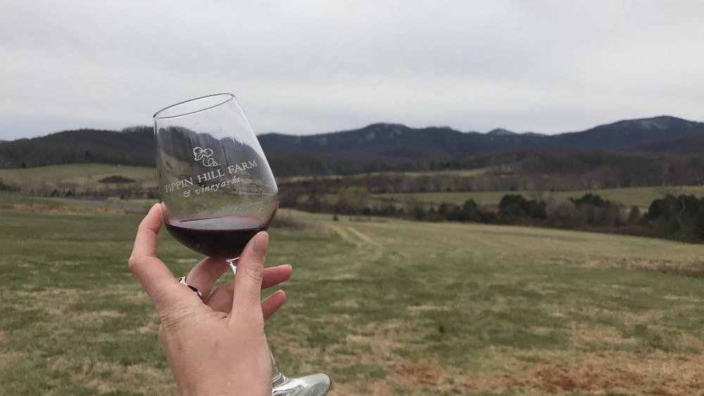 Charlottesville's 200-day growing season and generally fertile soil make it prime grape-growing real estate.
