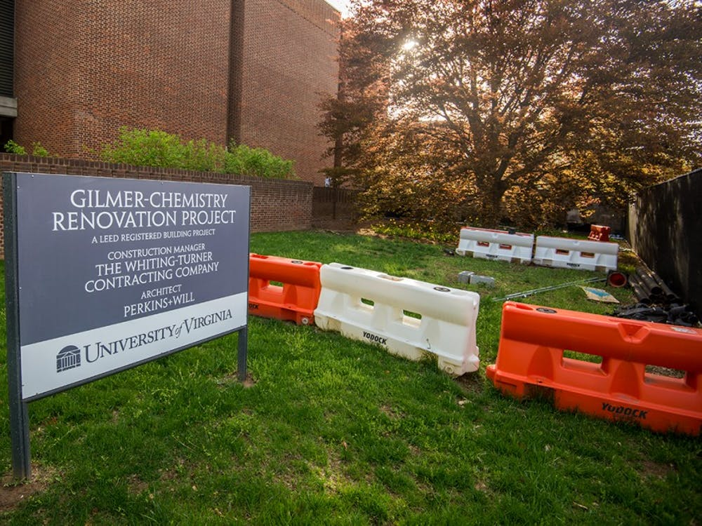 Since opening their doors in the 1960s, the design and maintenance of the Gilmer and Chemistry buildings was significantly out of date, prompting the University to have the buildings assessed.