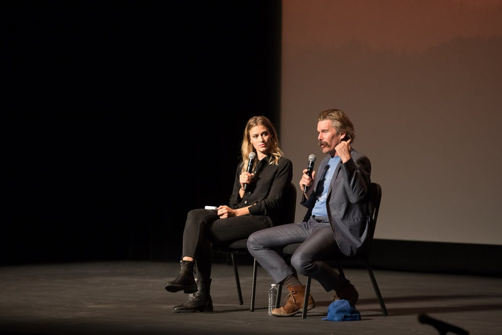 <p>Actor and director Ethan Hawke will return to the 2020 Film Festival, which recently announced its full list of programming.&nbsp;</p>