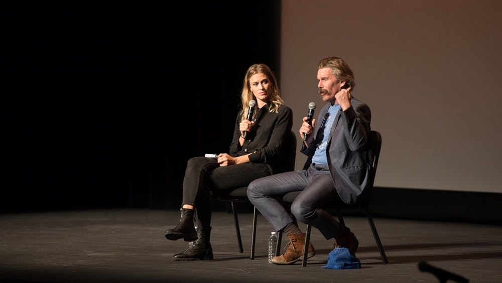 Actor and director Ethan Hawke will return to the 2020 Film Festival, which recently announced its full list of programming.
