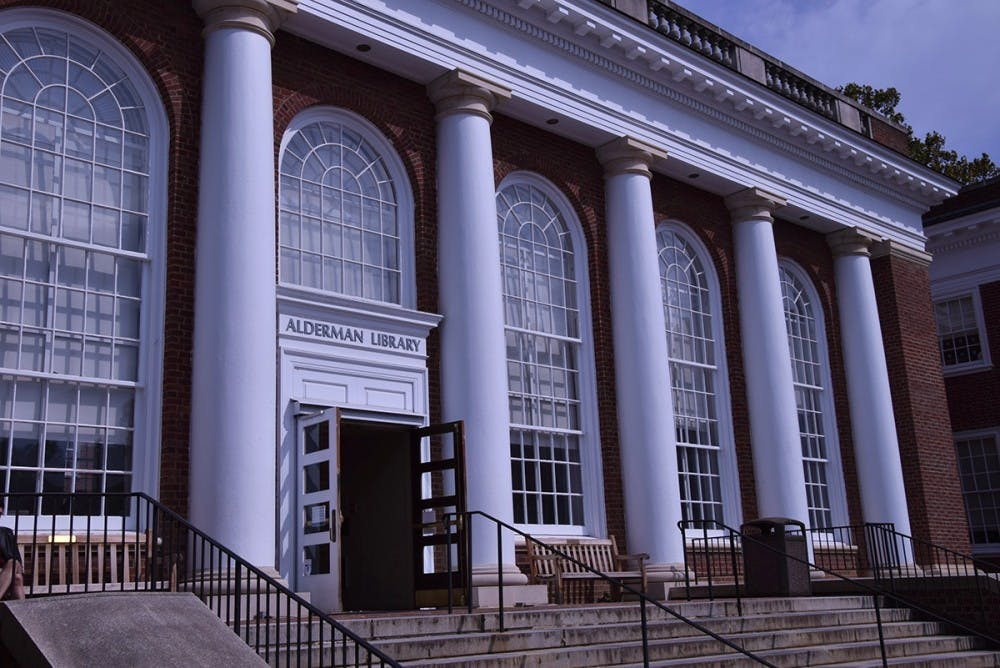 <p>During the last academic year, the University announced its plans to renovate Alderman Library beginning in 2020.&nbsp;</p>