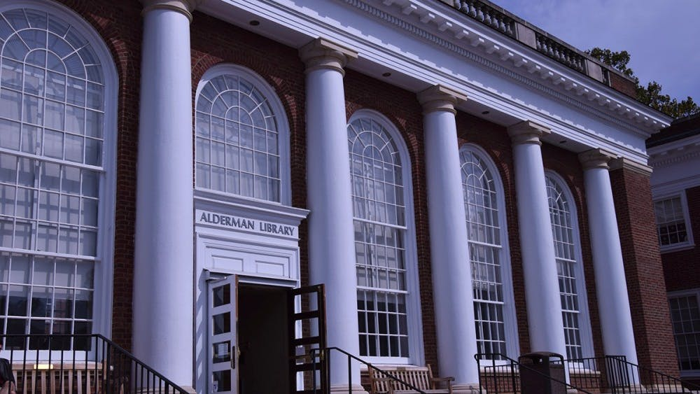During the last academic year, the University announced its plans to renovate Alderman Library beginning in 2020.