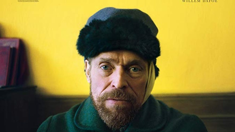 """Willem Dafoe's masterful portrayal of Vincent van Gogh's tortured last years makes the messiness of """"At Eternity's Gate"""" merited."""