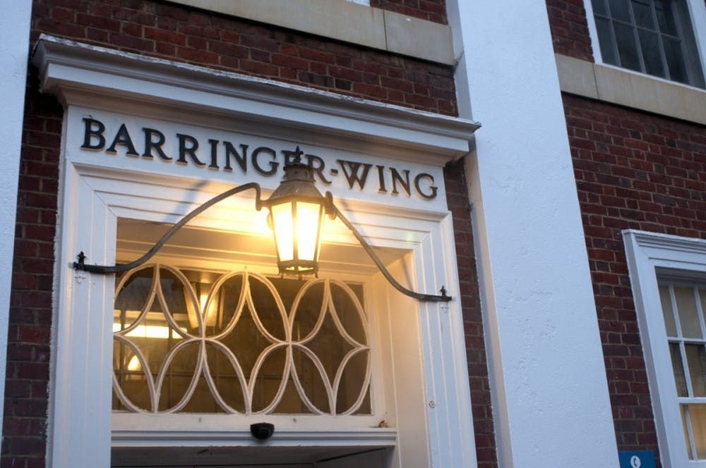 <p>Barringer's views are clearly racist and deserve condemnation, regardless of how beneficial his contributions may have been to the community.</p>