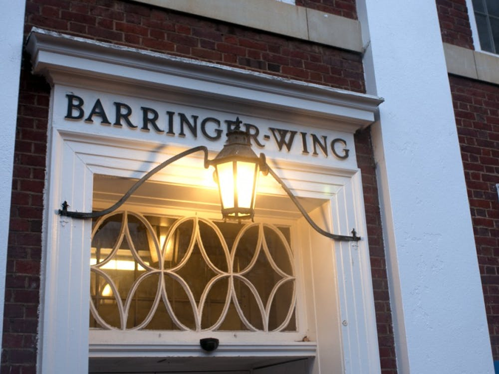 Barringer's views are clearly racist and deserve condemnation, regardless of how beneficial his contributions may have been to the community.