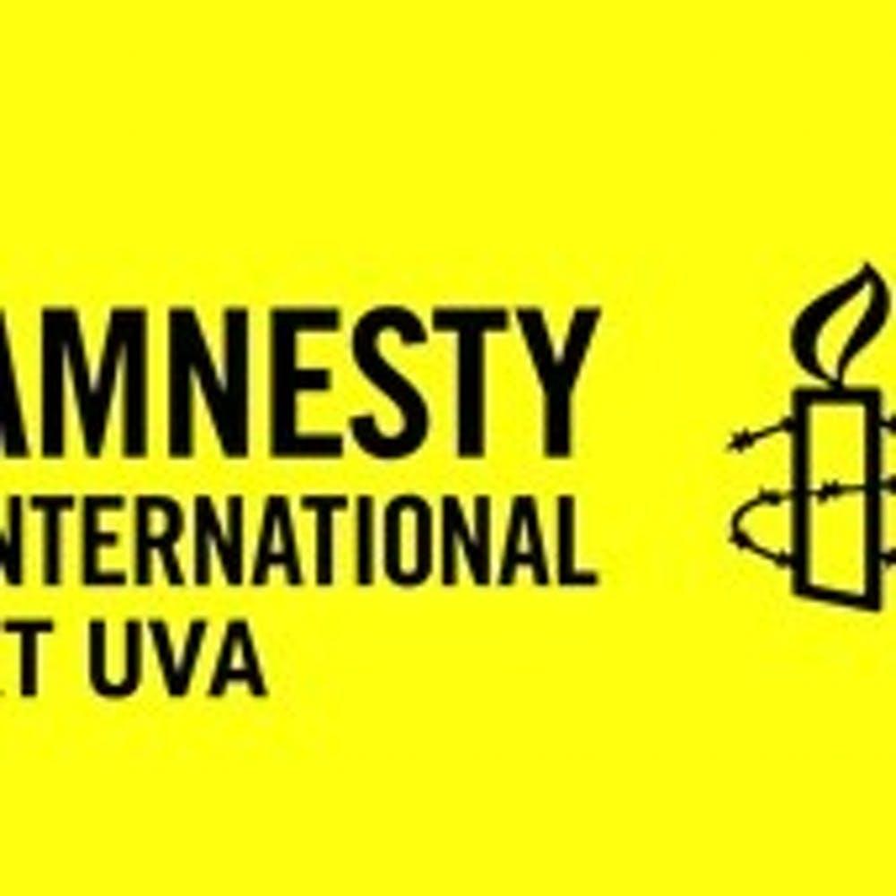 """弗大国际特赦组织的使命是""""打击不公正并推进人权进程""""。"""