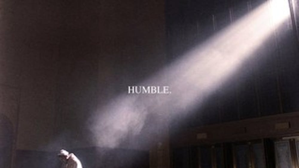 """Kendrick Lamar's new single and accompanying video """"HUMBLE."""" is impressive but controversial."""