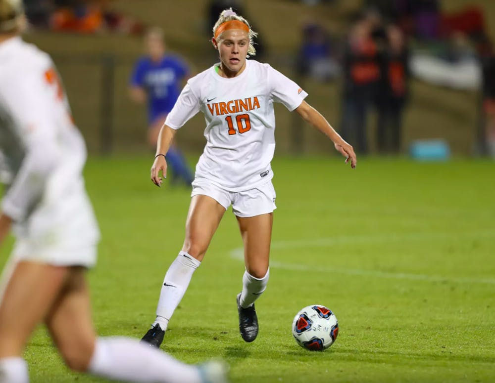 <p>Senior midfielder Taryn Torres was the 23rd overall pick, capping her Virginia career with a total of 11 goals, including three game-winners, and 10 assists.</p>
