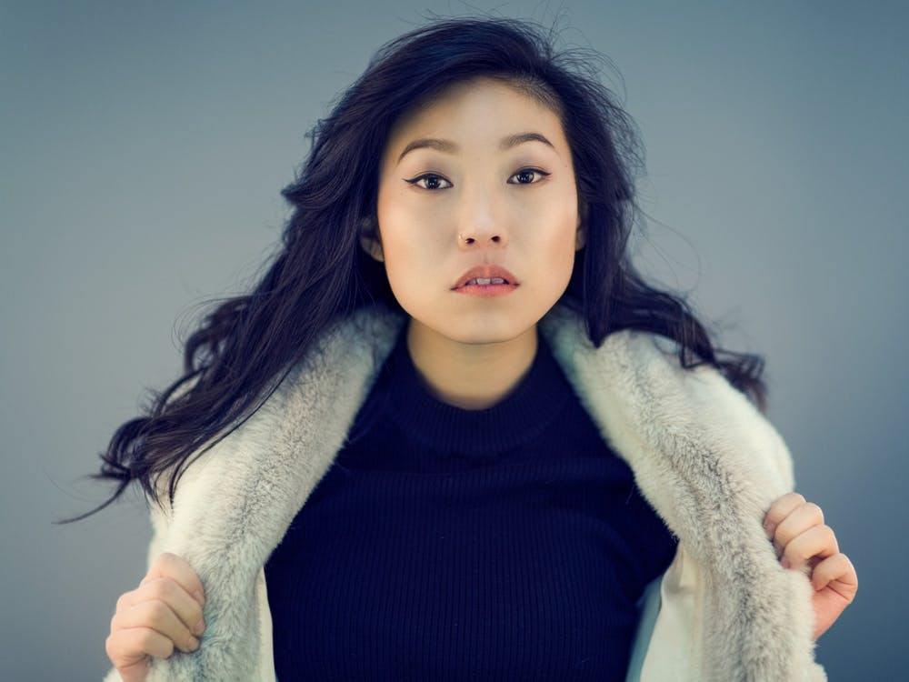Awkwafina is an award-winning actress and rapper.