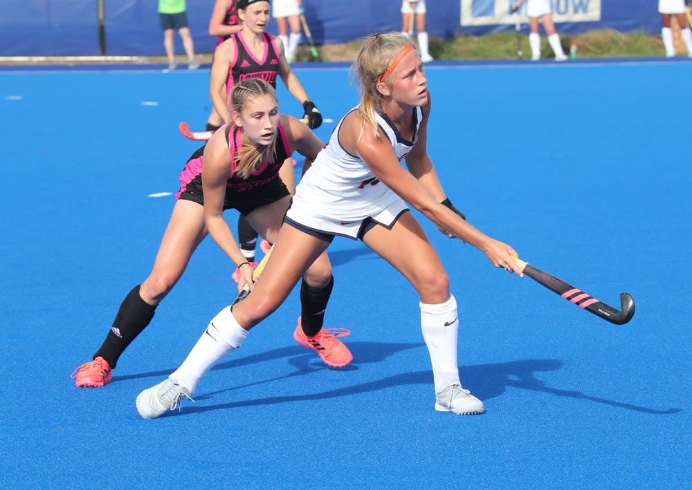 <p>Virginia field hockey's offense needs to match the level of the defense to be able to compete with the top of the ACC.&nbsp;</p>