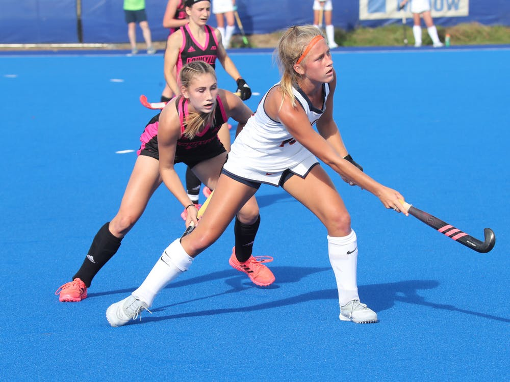 Virginia field hockey's offense needs to match the level of the defense to be able to compete with the top of the ACC.