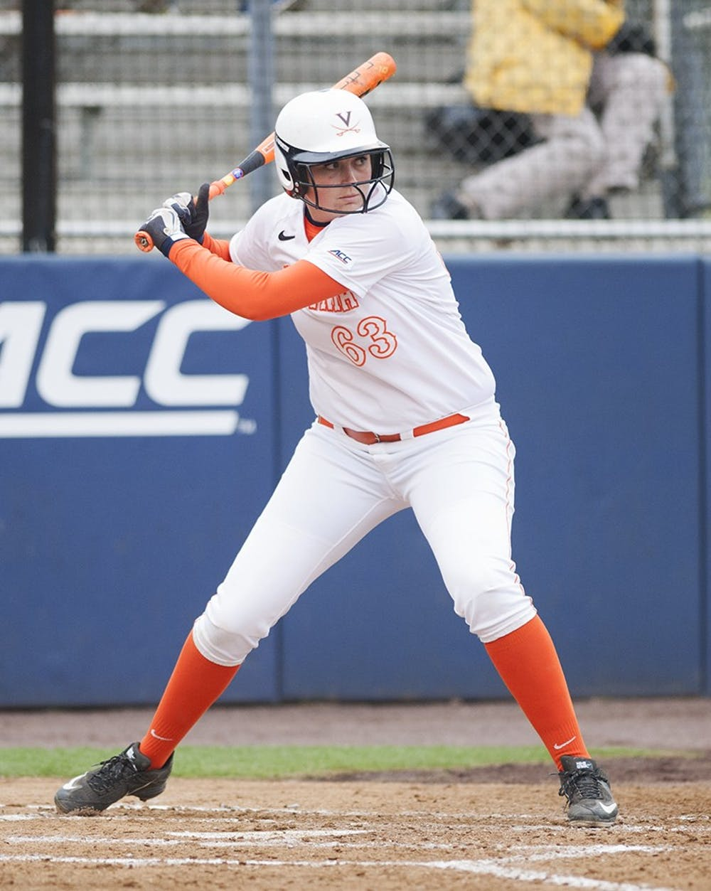 <p>Junior first baseman Danni Ingraham hit two home runs to lead Virginia to a win over Georgetown on Tuesday.</p>