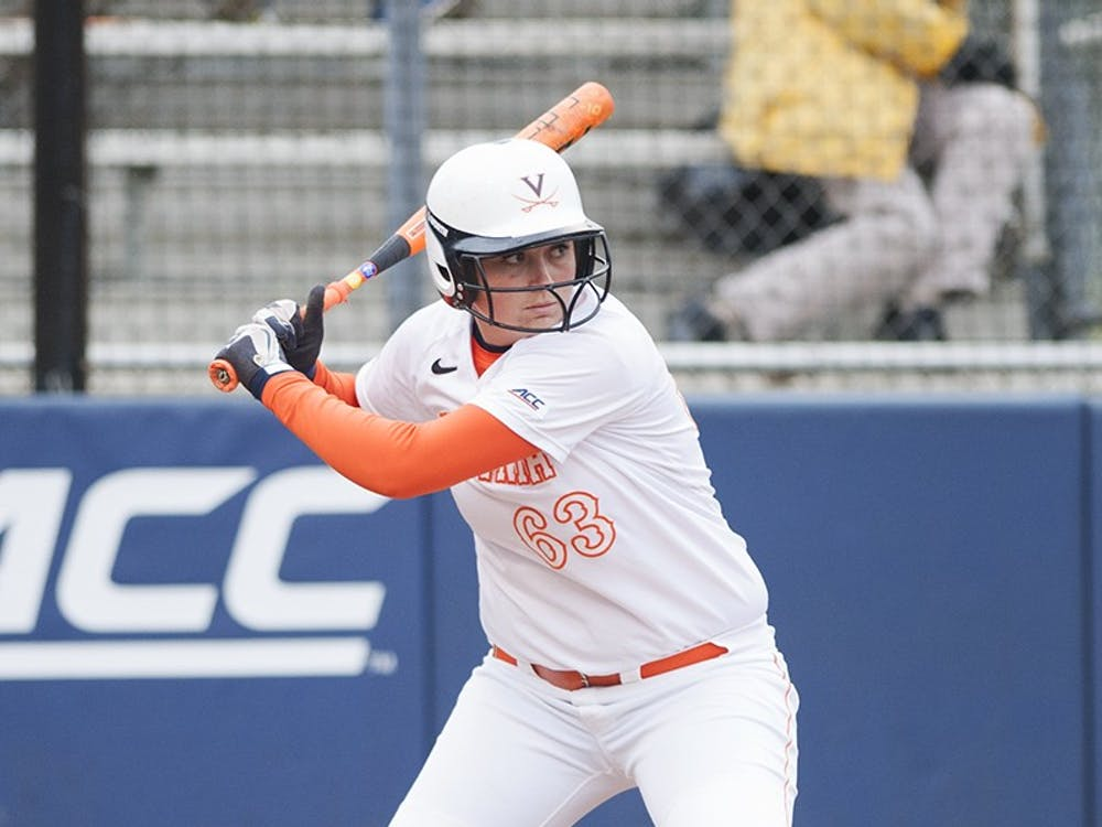 Junior first baseman Danni Ingraham hit two home runs to lead Virginia to a win over Georgetown on Tuesday.