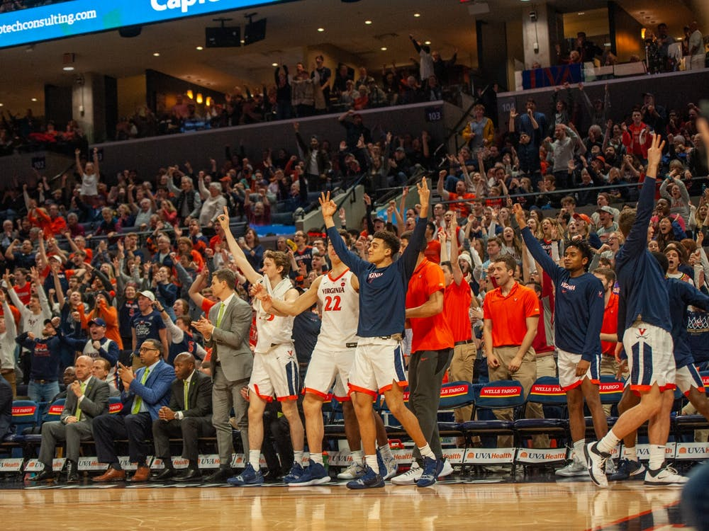 Virginia looks to sweep both the ACC Tournament and regular season titles in the coming weeks.