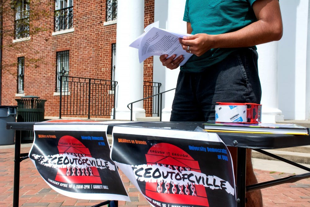 Student groups respond to ICE notification policy at Albemarle-Charlottesville Regional Jail