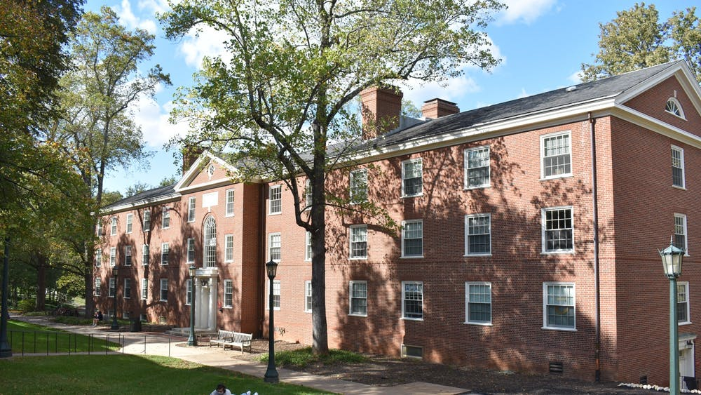 Housing refunds were issued to undergraduate students who did not move into their on-Grounds housing until after Aug. 31.
