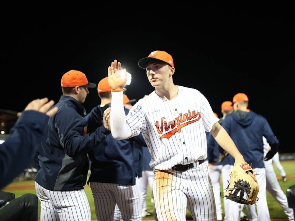 Virginia returns junior infielder Zack Gelof who will be a strong force for the Cavaliers on the corner of the diamond.