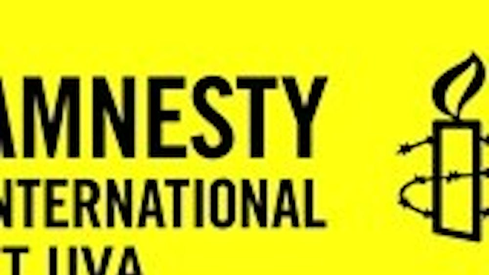 """Amnesty International at UVA's mission is to """"fight injustice and promote human rights."""""""