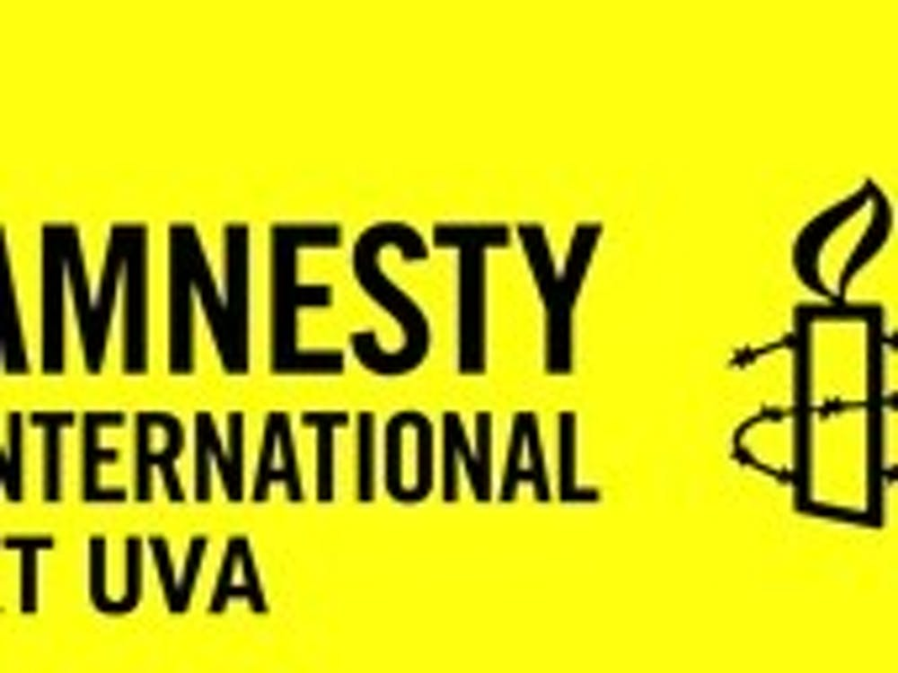"Amnesty International at UVA's mission is to ""fight injustice and promote human rights."""